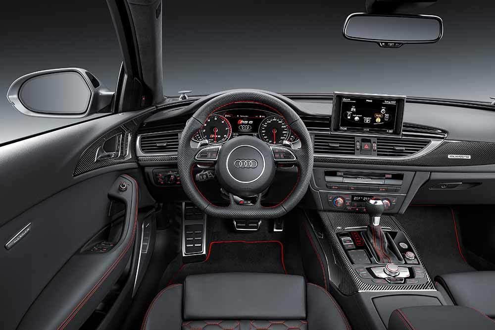 アウディ RS6アバント