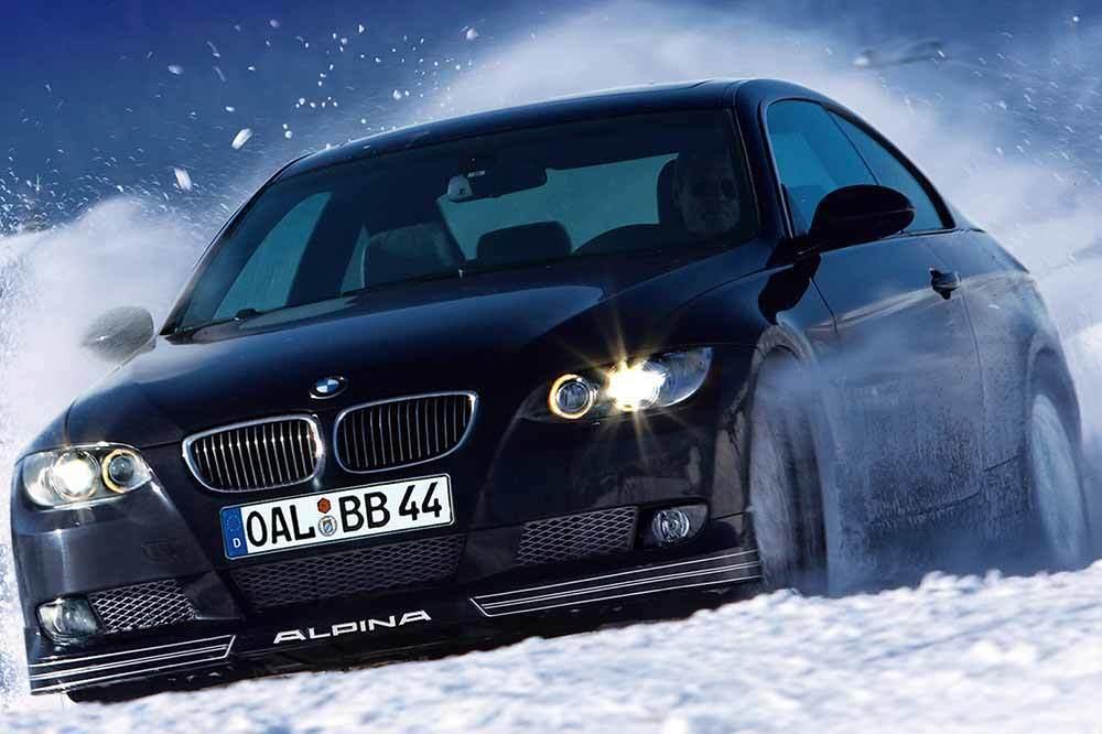 BMWアルピナ B3ビトゥルボクーペ