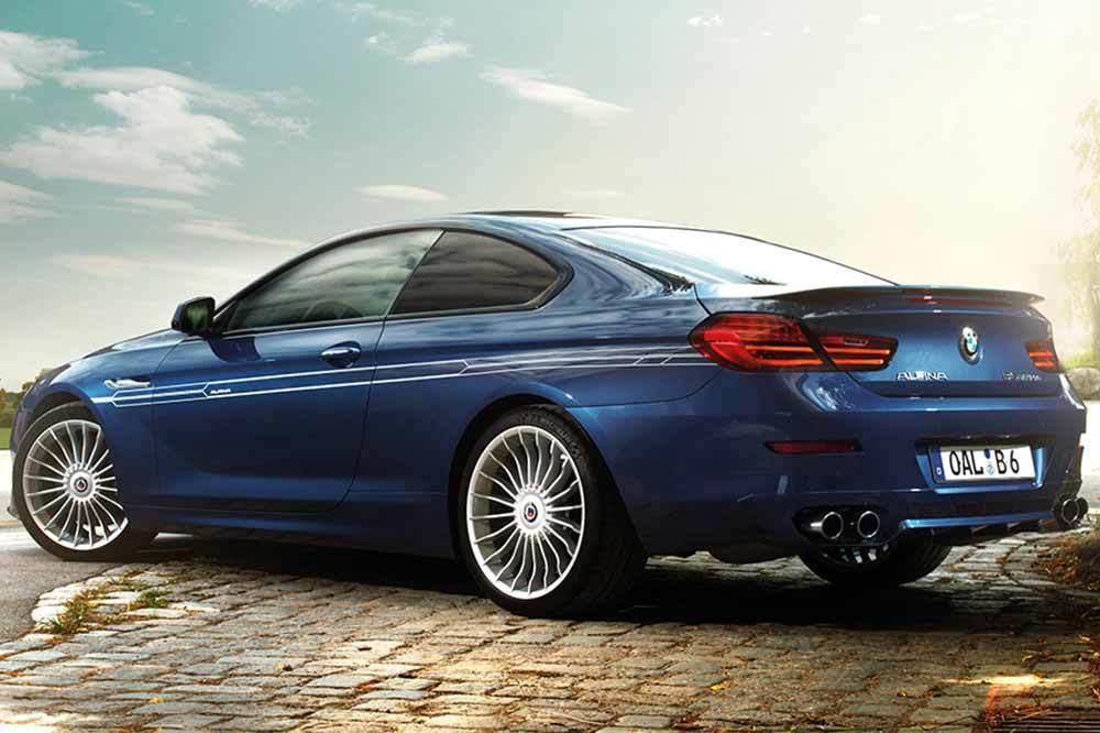 BMWアルピナ B6ビトゥルボクーペ