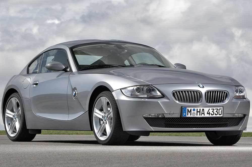 BMW Z4クーペ
