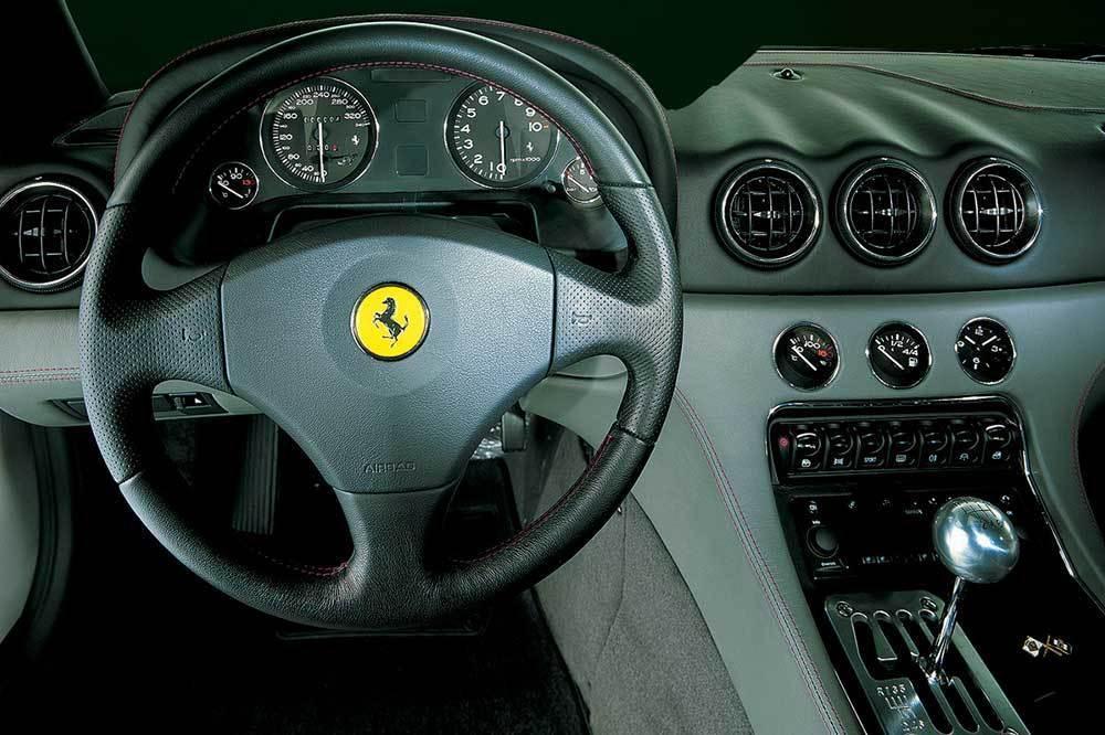 フェラーリ 456M GT
