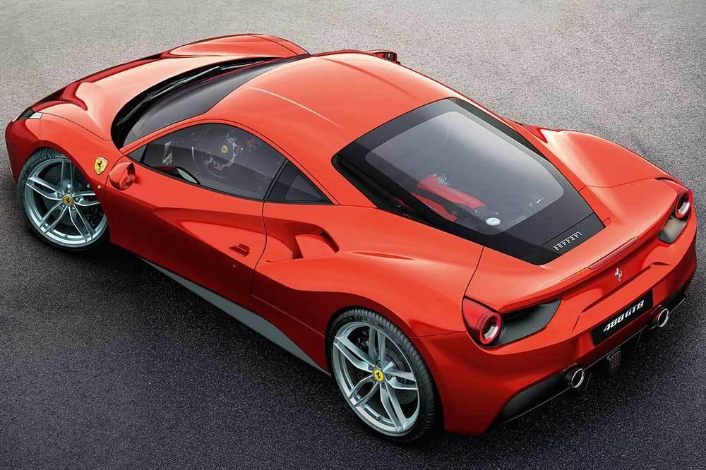 フェラーリ 488GTB