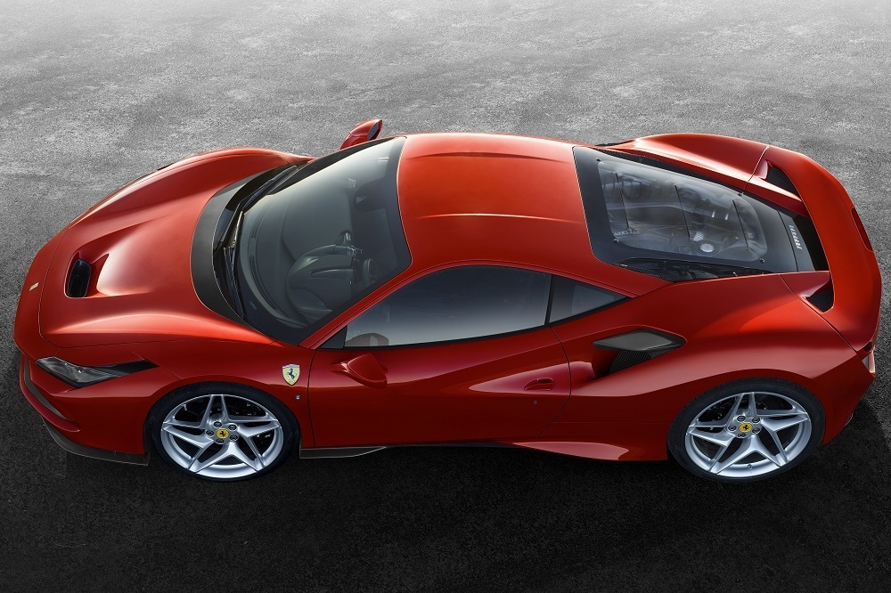 フェラーリ F8トリビュート