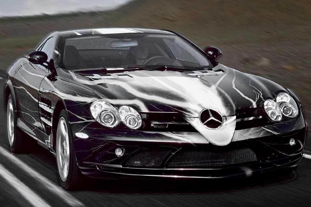 メルセデス・ベンツ SLRクラス マクラーレン