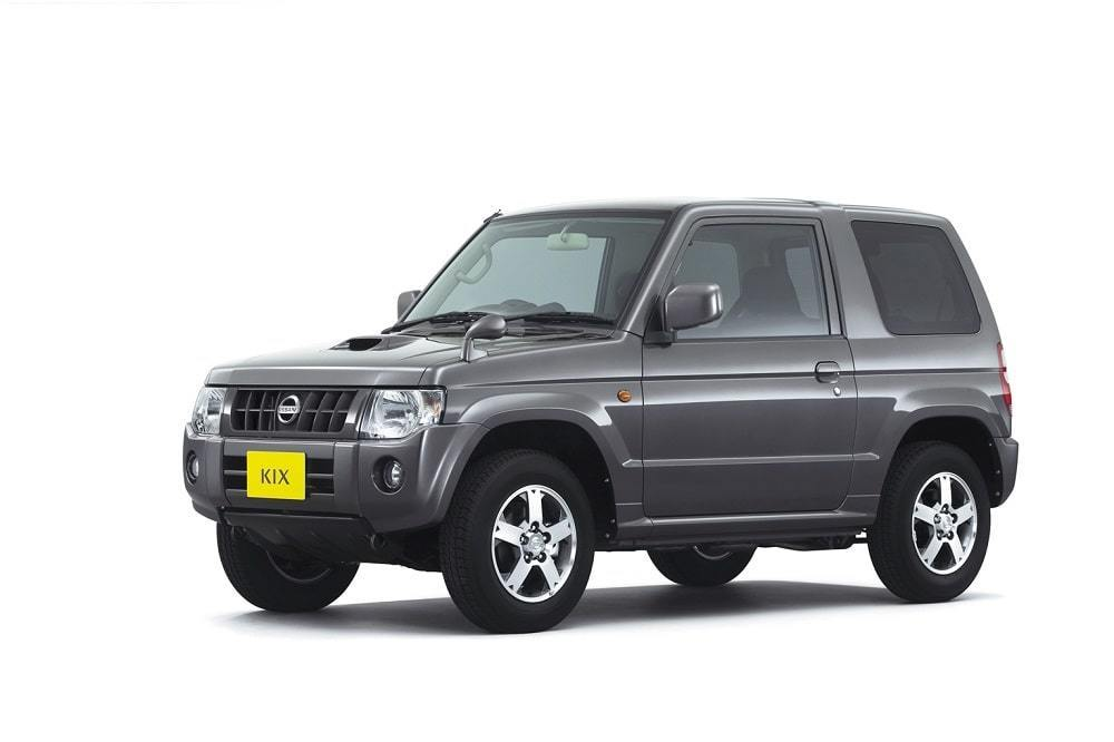 日産 キックス(軽自動車)